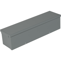 RDB62 - WIREWAY 6 x 6 RAINTIGHT TROUGHS – 2 FT