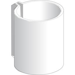 XY2SB98 - Collar for guard rail – orange – for metal pedestal
