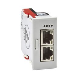 VW3E704100000 - Module Ethernet/IP slave – 2 x RJ45 connectors