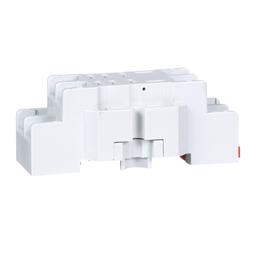 8501NR42 - Plug in relay, Type N, relay socket, 8 blade, for 8510R relays