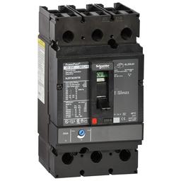 NJJF36250TW - PowerPact multistandard – J-Frame – 250 A – 100 KA – TM trip unit