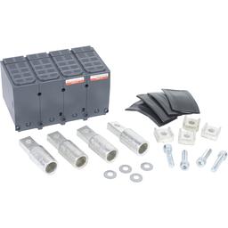 YA400L51K4 - Compression lug kit, PowerPact L, 400A, 4P, aluminum at 310A