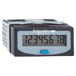 XBKT81030U33E - Totalising counter – LCD 8 digit display – internal Li battery
