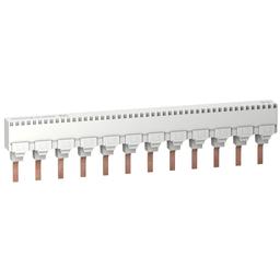 10171 - Multi 9 – comb busbar – 1L – 18 mm pitch – 12 modules – 100A