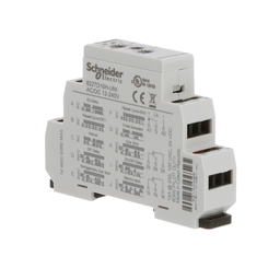 822TD10H-UNI - Time delay relay, Legacy, DPDT, 15A, 12-240 VAC/DC, 10 ms to 10 days, 8 time scales, 10 time functions, DIN mounting