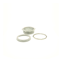 DTNKS - NF Panelboard Acc. Double Tub Nipple Kit Surface Mount