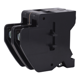 8903L3L - Contactor, Type L, multipole lighting, power pole, 30A, 2 pole, 2 NO contacts, 600 V, left side mount