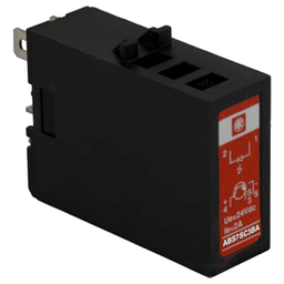ABS7SC3BA - Plug-in solid state relay – 12.5 mm – output – 24 V DC – 2 A
