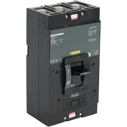 Q4L3350 - QAL MOLDED CASE CIRCUIT BREAKER, 240VAC, 350A, 3P