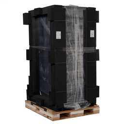AR3100SP - NetShelter SX 42U 600mm Wide x 1070mm Deep Enclosure with Sides Black -2000 lbs. Shock Packaging