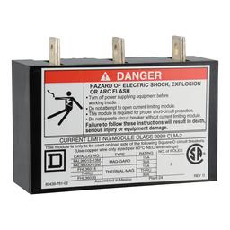 9999CLM2 - Current limiting module, MAG-GUARD circuit breaker, FA,15 or 30 Amp