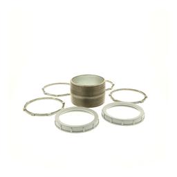 DTNKF - NF Panelboard Acc. Double Tub Nipple Kit Flush Mount