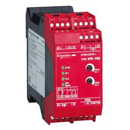 XPSVNE3742P - Module XPSVN – zero speed detection – 230 V DC for motor power supply