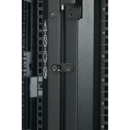 AR3100X610 - NetShelter SX 42U 600mm Wide x 1070mm Deep Enclosure Without Doors Black