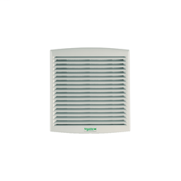 NSYCVF85M230PF - ClimaSys forced vent. IP54, 85m3/h, 230V, with outlet grille and filter G2
