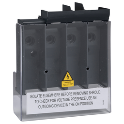 SEA9NPB250TB - Acti 9 – terminal block – 250A
