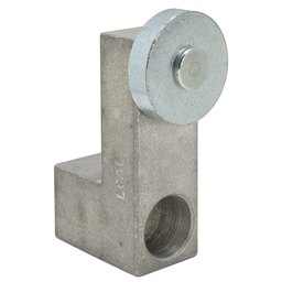 LCH1 - L100/300 limit switch lever – aluminum – fixed length – outside steel roller