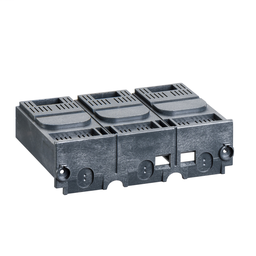 LV429515 - Short terminal shield, Compact NSX, EasyPact CVS, 3 poles, pitch 35 mm