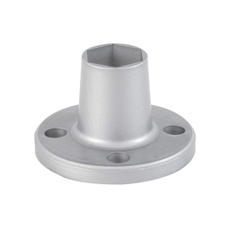 XVCZ02 - Metal fixing plate, for XVC6 with tube mounting