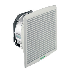 NSYCVF850M400PF - ClimaSys forced vent. IP54, 850m3/h, 400V, with outlet grille and filter G2
