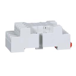 8501NR45 - Plug in relay, Type N, relay socket, 14 blade, for 8510R relays