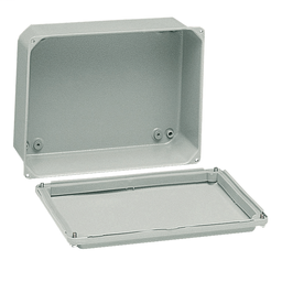 NSYPMD3530 - Spacial SDB – plain mounting plate for box H357 x W307 mm