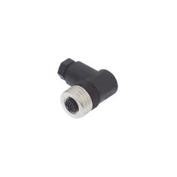 XZCP1264L25 - Con. M12 – Female – 90° – 5 pins – 25m pre-wired