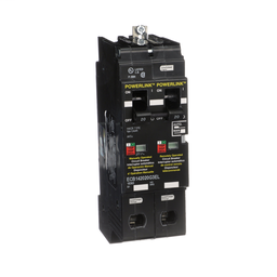 ECB142020G3EL - MOLDED CASE CIRCUIT BRKR 1-POLE 480V 20A