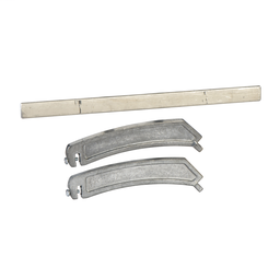 BMXXSP0600 - Shielding connection kit – for M340 rack – 6 slots