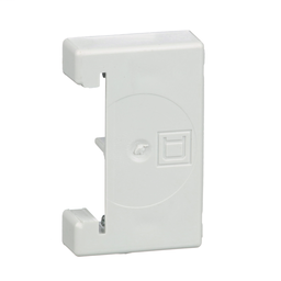 9080MHA10 - Terminal Block, screw end clamp, for 35 mm DIN rail track