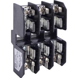 9080FB3611M - Terminal block, Linergy, fuse holder, Class M, 30A, 600 V, 3 pole