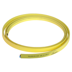 XZCB10201 - AS-Interface – flat connecting cable – rubber – yellow – 20 m
