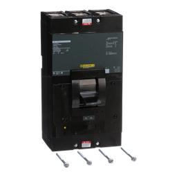 Q4L3250 - QAL MOLDED CASE CIRCUIT BREAKER, 240VAC, 250A, 3P