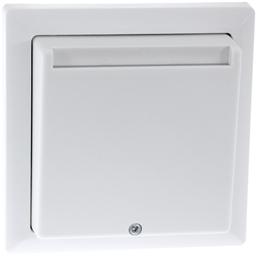LSS10020050 - EBE – EnOcean 868MHz – KeyCard Switch white