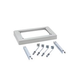 NSYZNPLA74G - 60mm polyester plinth for vers.PLA or PLAT W750xD420 mm