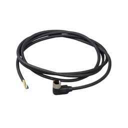 XZCP53P11L2 - Con. M12 – Female – 90° – 8 pins – 2m pre-wired