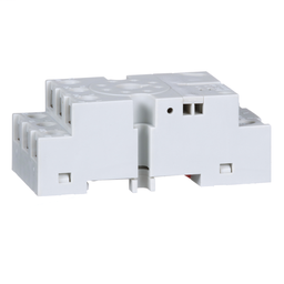 8501NR52 - Plug in relay, Type N, relay socket, 8 tubular pin, double tier, for 8510KP relays and 9050JCK timers