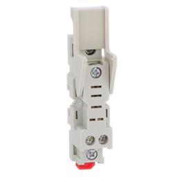 8501NR41B - Plug in relay, Type N, relay socket, 5 blade, for 8510R relays, bulk packaged