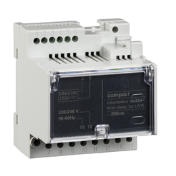 LV429427 - Time delay relay – for voltage release MN – 220..240 V AC – 50/60Hz
