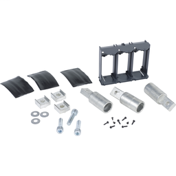 YA400L71K3 - Compression lug kit, PowerPact L, 400A, 3P, aluminum at 385A