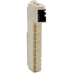 TM5SPDG6D6F - Common distribution module – 6 x 0 V DC – 6 x 24 V DC