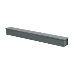 RDB65 - WIREWAY 6 x 6 RAINTIGHT TROUGHS – 5 FT