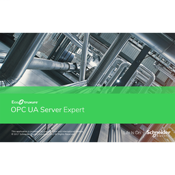 OFSUASCZZSPMZZ - EcoStruxure OPC UA Server Expert – single server licence