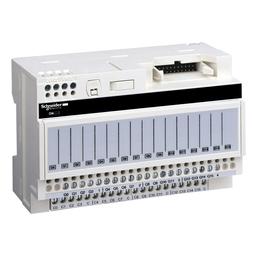 ABE7B20MRM20 - Connection sub-base ABE7 – for Twido modular base – 12 inputs 8 outputs