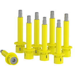 LV426993 - Torque limiting breakaway bit – installation accessories – 5 N.m – set of 8