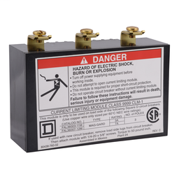 9999CLM1 - Current limiting module, MAG-GUARD circuit breaker, FA, 3 or 7 Amp