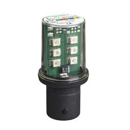 DL1BDG5 - AMBER LED BULB 120V