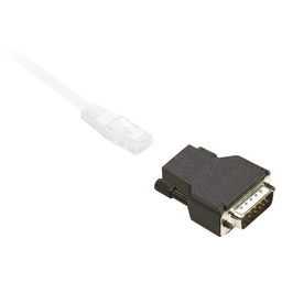 XPSMFADAPT - Preventa Safety – adaptor SUB-D 9-pin/RJ45