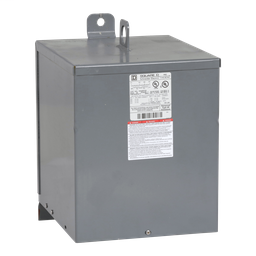 10S40FSS - TRANSFORMER DRY 1PH 10KVA 480V-120/240V