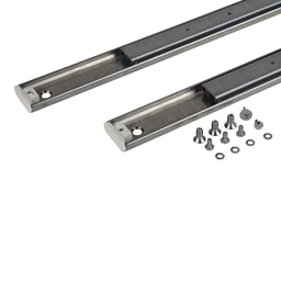 NSYTTG60 - Telescopic rails for mounting of a telescopic tray – 600 mm enclosure